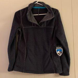 Kuhl Tops - KUHL 🏔 Avalon Charcoal Fleece NWT
